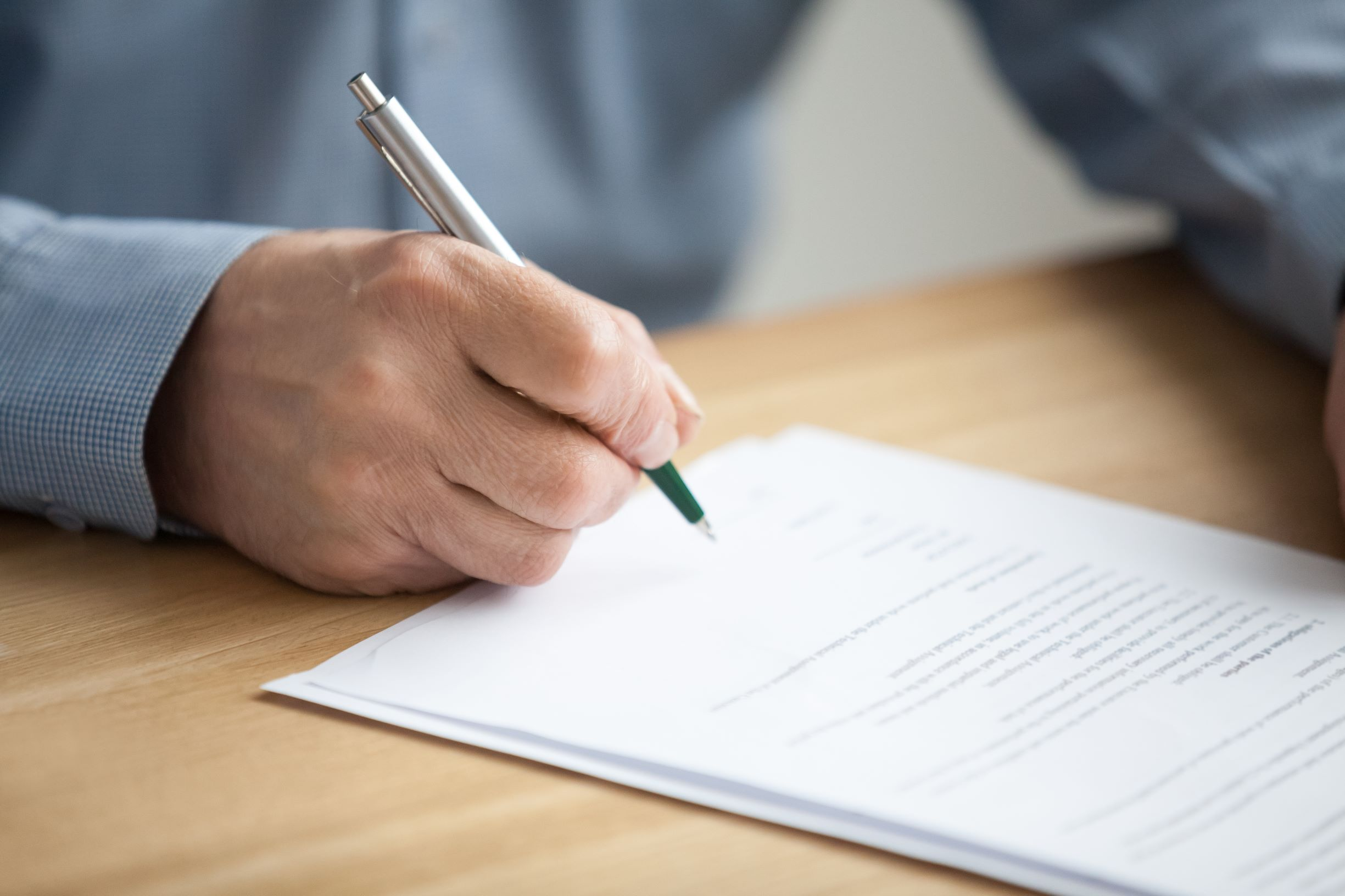 Consider writing an ethical will
